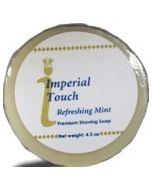 Peppermint Premium Natural Shaving Soap