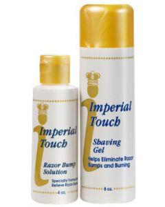 Razor Bump Solution & Aloe Vera Shave Gel