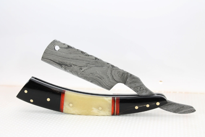 Men, it's time to get a straight razor